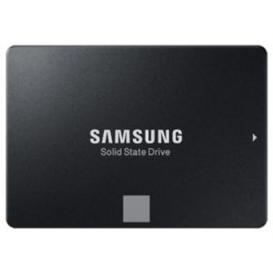 Samsung 860 EVO 250 GB @550/520MB/s (read/write)