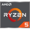 AMD Ryzen 5 4500U, Six Core processor, 6 threads, 2.30 GHz, 4.00 GHz Turbo, 8 MB L3 Cache, 10-25W cTDP, AMD Radeon Graphics