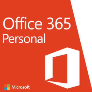 Microsoft Office 365 Personal 1 PC/Mac 1 jaar Abo