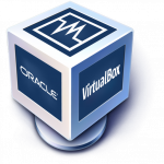 Install the second operating system in VirtualBox, as a program within the primary operating system.