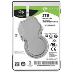 Seagate Barracuda Compute 2 TB @140MB/s (read)
