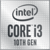 Intel® Core™ i3-10110U, Dual Core processor, 4 threads, 2.10 GHz, 4.10 GHz Turbo, 4 MB Smart Cache, 15W TDP, Intel UHD Graphics