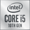 Intel Core i5-10210U Quad Core (8 Threads) 1.6 GHz, 4.2 GHz Turbo, 6MB cache