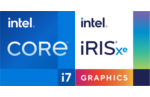 Intel® Core™ i7-1165G7 processor, 4 cores, 8 threads, 2.8 GHz, 4.7 GHz Turbo, 12 MB Smart Cache, cTDP 12-28W, Intel Xe Graphics