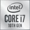 Intel Core i7-10510U Quad Core (8 Threads) 1.8 GHz, 4.9 GHz Turbo, 8MB cache