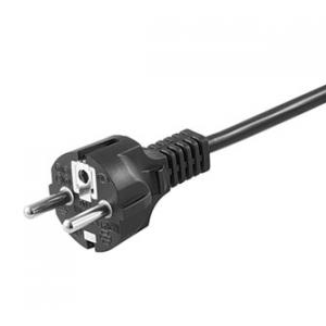 European power cord (Schuko)